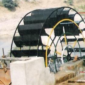 Mangal turbines