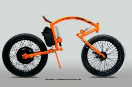 Moosshiqk, World's smallest e-bike