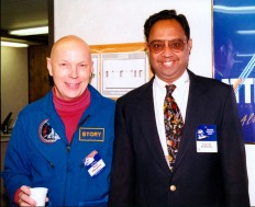Indian American engineer who launched 55 successful space shuttles for NASA