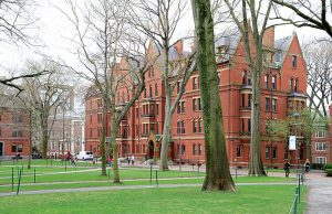 Harvard University International Office