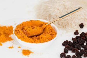 Use turmeric to heal wounds and infections