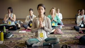 China to start its first yoga school