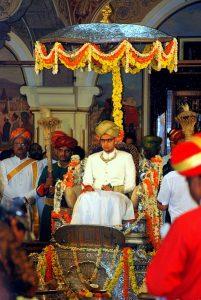 Yaduveer Krishnadatta Chamaraja Wadiyar