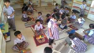Munira provides Mantessori education to poor children