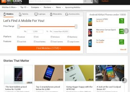 91mobiles helps to research, compare and buy
