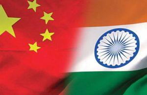India surpassed China's GDP
