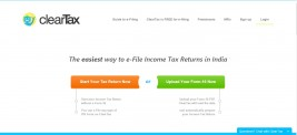 ClearTax – Easy tax filing