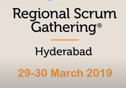 Dont miss: Regional Scrum Gathering