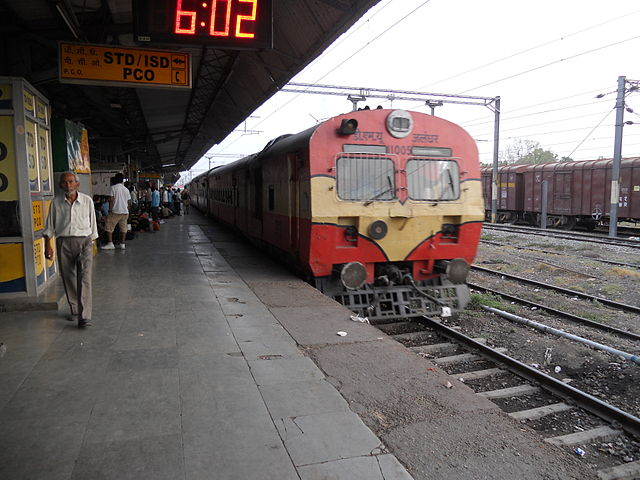 Kochi launches India's first AC DEMU