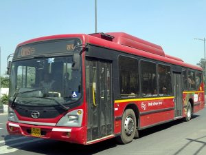 Delhi public transport to have GPS