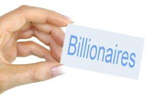 Things billionaires won't tell you