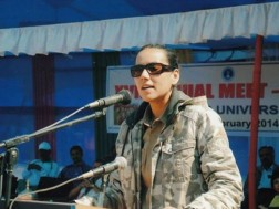The bold and the first female IPS in Assam