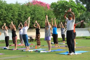 Yoga day to receive coverage like Republic day