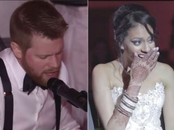 Tum Hi Ho (Frank & Simran) – Canadian Groom Sings to Indian Bride