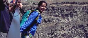 Meet this amazing woman adventurer