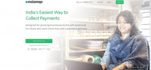 Instamojo – A payment service