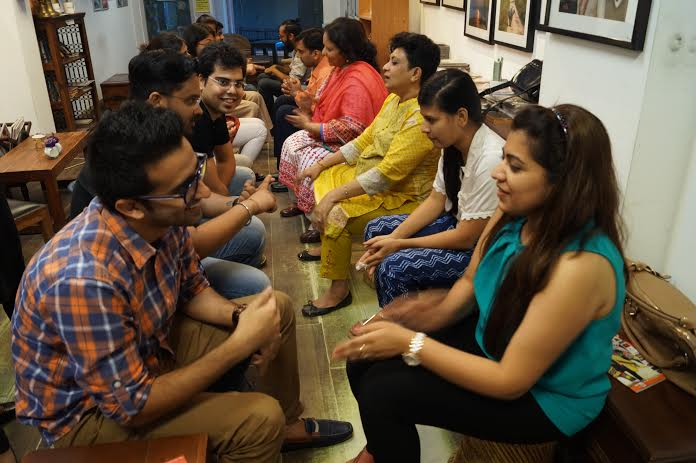App for socializing between differently abled people