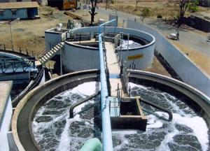 Sewage water to drinking water