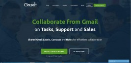 GreXIt helps to turn email a powerful collaboration tool