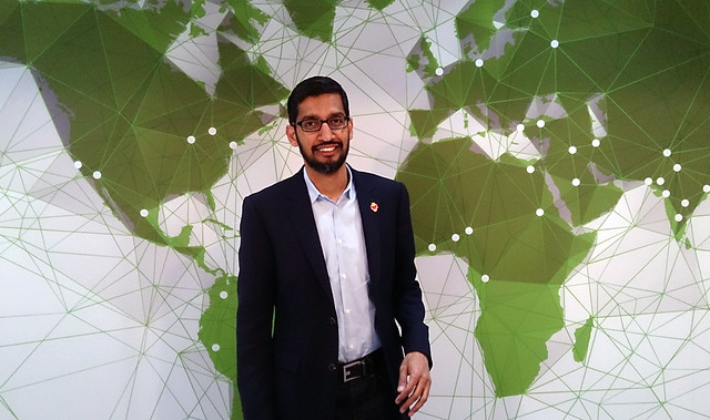 New CEO of Google – Sundar Pichai