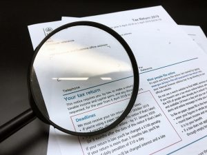Consequences of late income tax retun filing
