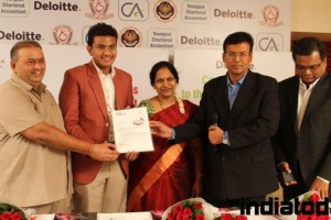 Nischal Narayanam – The youngest Chartered Accountant