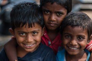 Operation Smile to rescue forced child beggars