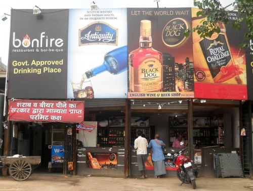 Once a drunkard, now making his village alcohol free