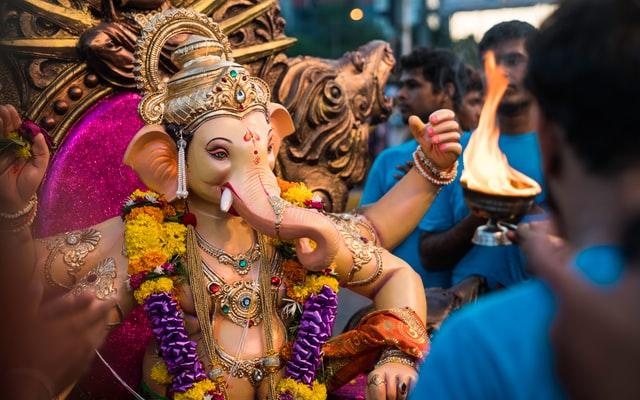 Eco-friendly Ganesh Chaturthi