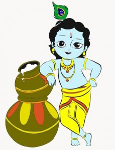 Festival of Sri Krishna Janmashtami – An Auspicious Day for Hindus