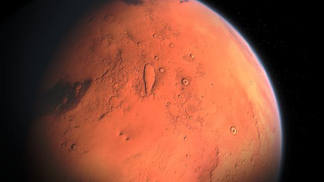 Mars Atlas released by ISRO