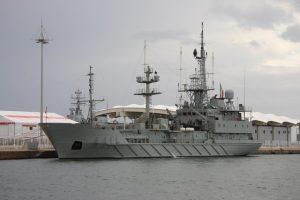 INS Kochi: the largest warship of India