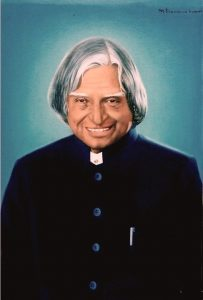Indians paying tribute to Dr Abdul Kalam