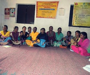 Micro credit venture by Tribal Girls