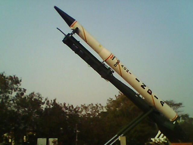 Agni-IV test-fired