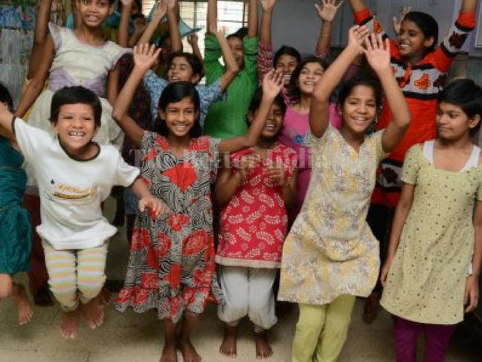 GPower saves girls from sex trafficking and child labour