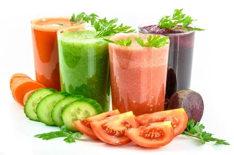 Vegetable juices that can cure diseases