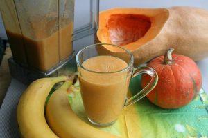 Health benefits of pumpkin juice