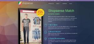 Shopsense delivers sensational shopping