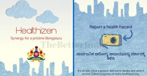 Healthizen app connects people with government to resolve the community issues