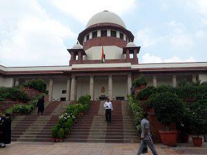 Supreme Court crèche opens