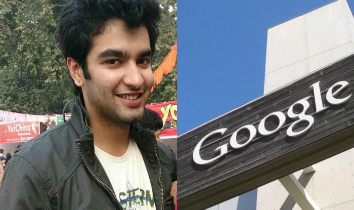 IITian who got a huge package from Google