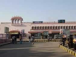 Garbage to energy at Jaipur Railway Station