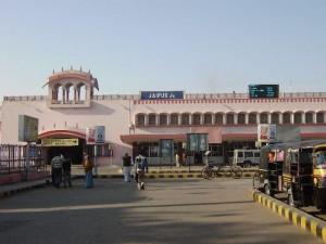Garbage to energy at Jaipur Railway Station