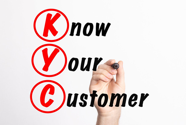 "Know about ""Know your Customer"""
