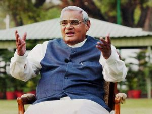 Government to launch three health schemes to mark Vajpayee's birthday