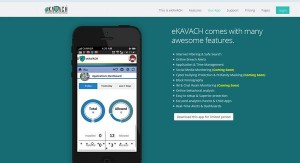 eKavach app enables better parenting