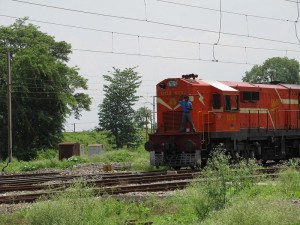 New innovation to prevent accidents at unmanned Railway crossings