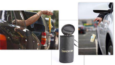 Swachh Bin – Ecofriendly trash can
