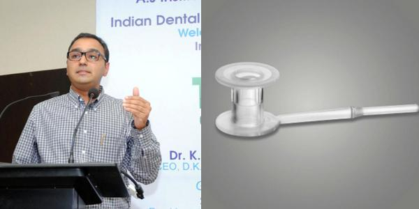 Rs.50 device gives voice to throat cancer patients
